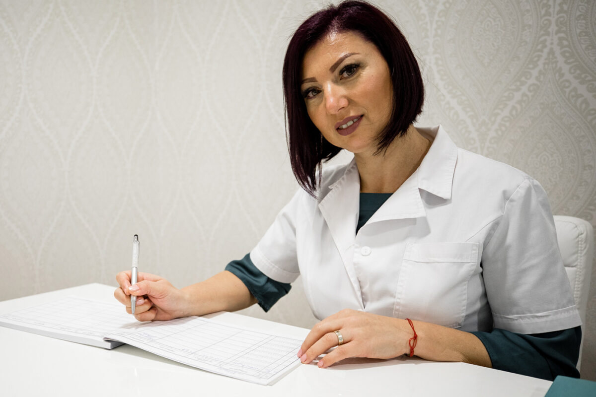 Dr. Natalia Pălăcean – medic ginecolog