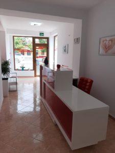 Cabinet Obstetrică-Ginecologie Natalgyn - sala de așteptare
