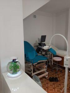 Cabinet medical ginecologie - Masa consultatii