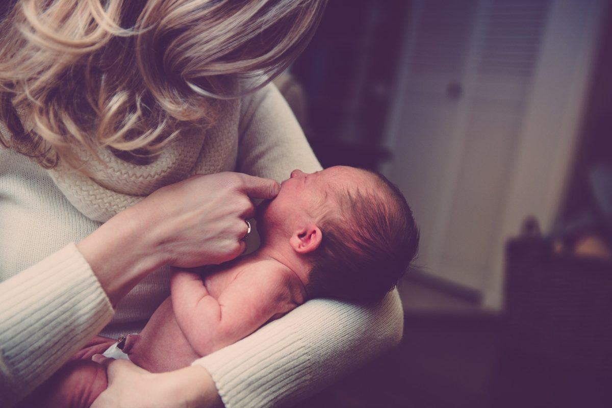 Despre depresia postpartum