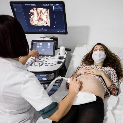 Supravegherea evoluției sarcinii